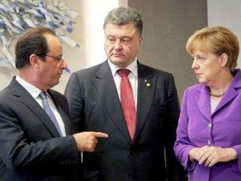 Порошенко прокомментировал переговоры в Кремле
