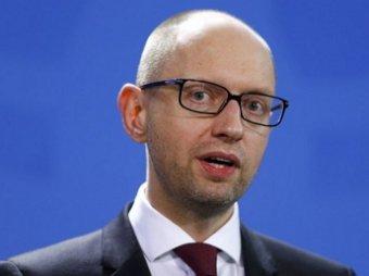 Яценюк: на границы с Россией должны быть «средства поражения»