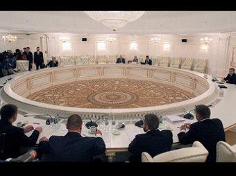 Новости Новороссии и Украины сегодня 11 февраля 2015: Минские переговоры контактной группы по Украине завершились