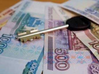 Долги по рублевой ипотеке в России за год выросли на треть