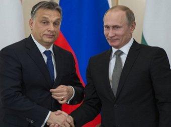 В Будапеште стартовали переговоры Путина с премьером Венгрии