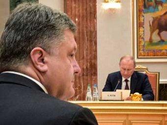FT: накануне Минских соглашений Порошенко угрожал Путину