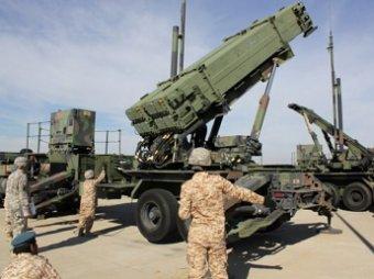 США под Варшавой развернули ракетные комплексы Patriot
