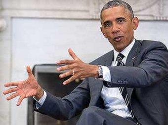 Обама продлил действие санкций против РФ еще на год