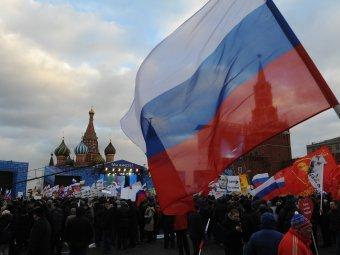 Митинг 18 марта 2015 в Москве посетит Путин (видео)