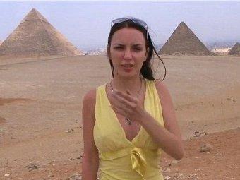 Видео порно в египте в пирамиде