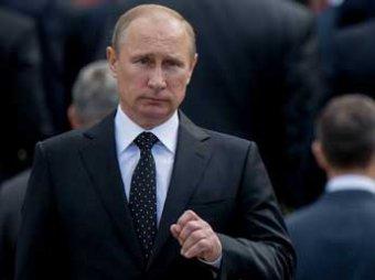СМИ: Путин заболел и уже неделю не появлялся на публике