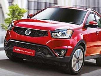 Вслед за GM SsangYong прекращает поставки автомобилей в Россию