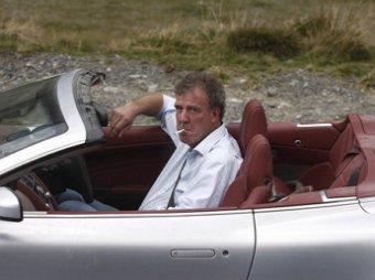 Ведущий телепередачи Top Gear отстранен от эфира из-за конфликта с продюсером