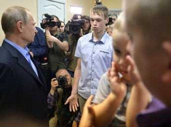 Глава Хакасии Зимин — Путину: Посадите нас чуть попозже, дайте поработать