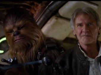 Звёздные войны эпизод 7 трейлер