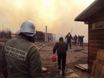 Пожары в Хакасии уничтожили 900 домов и убили 5 человек (фото, видео)