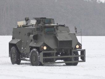 Украинская компания распродаёт спецтехнику, купленную у НАТО
