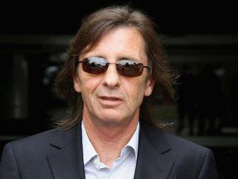 Барабанщик AC/DC признался в угрозе убийством и хранении наркотиков