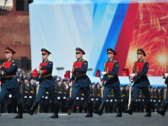 Парад Победы 2015 года в Москве: как попасть, маршрут, участники