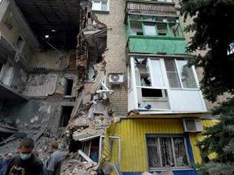 Украина потребовала от России  млрд за разрушение Донбасса