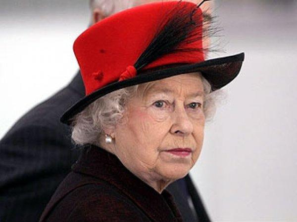 Королева Великобритании пообещала продолжить давить на Россию