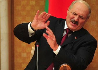 """Лукашенко назвал хоккейную сборную страны """"позорищем"""""""