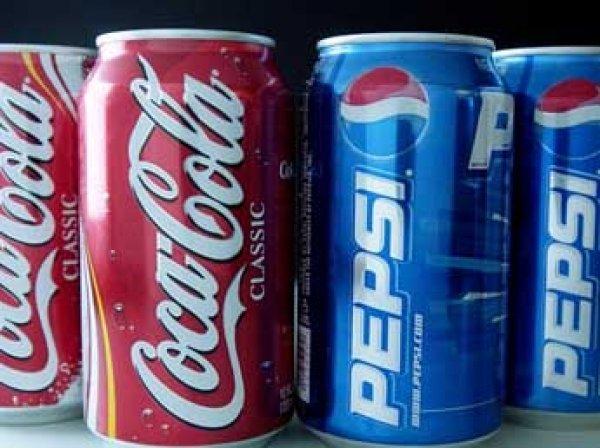 В Россию могут запретить ввоз Coca-Cola и Pepsi