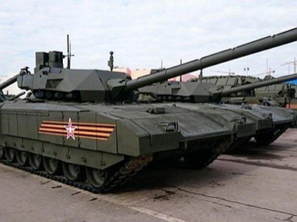 Китайский конкурент «Арматы» рассказал о недостатках российского танка