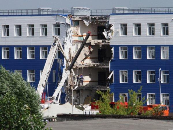 СМИ: Ремонт обрушившейся под Омском казармы проводился без надзора
