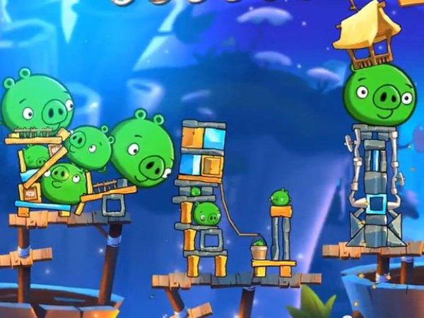 Angry Birds 2: дата выхода игры — 30 июля 2015 (ВИДЕО)