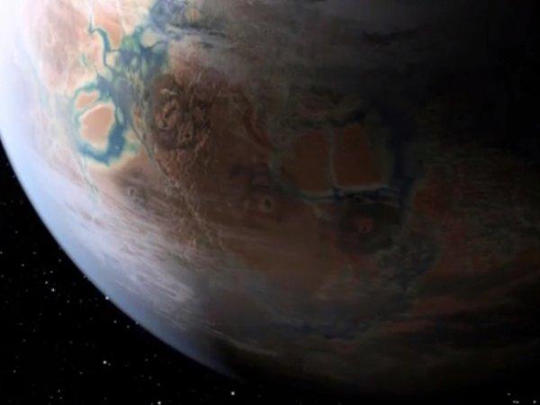 НАСА показало, как выглядит Kepler 452b из космоса (видео)