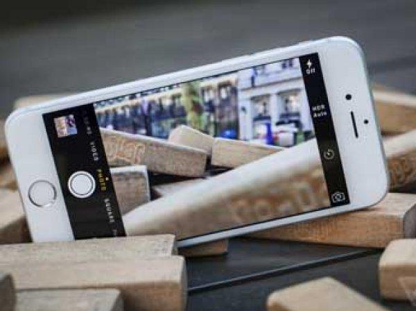 В Сеть попали первые фото iPhone 6s