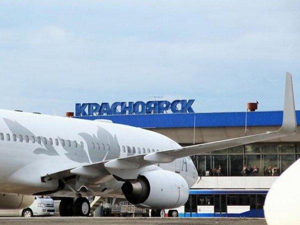 Самолёт Новосибирск-Владивосток экстренно сел в Красноярске из-за дебошира на борту