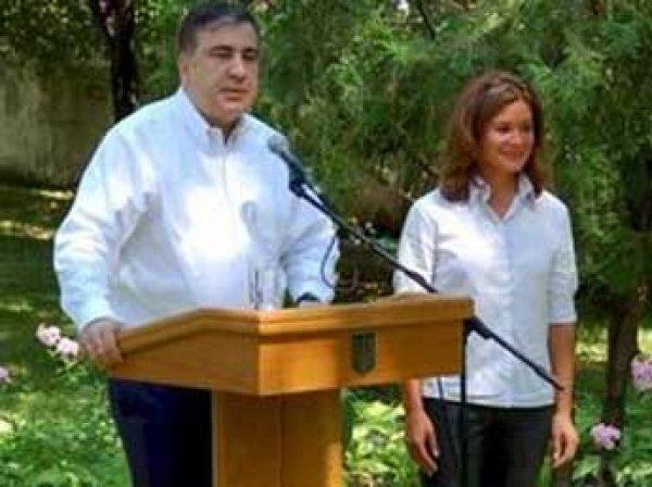 Саакашвили назначил Марию Гайдар своим помощником в Одессе