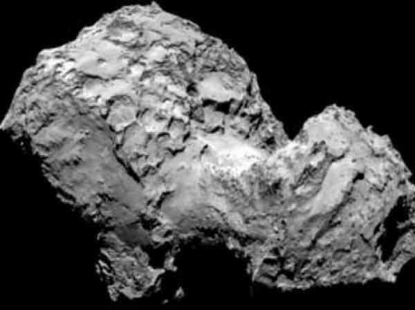 Ученые: комета Чурюмова-Герасименко несет в себе инопланетную жизнь