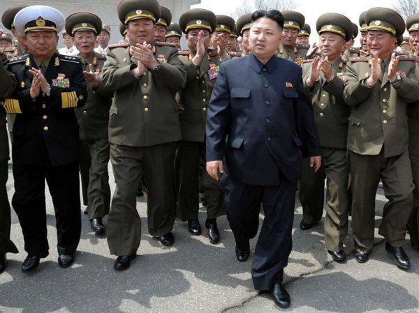 Лидер КНДР приказал подготовить войска к наступлению