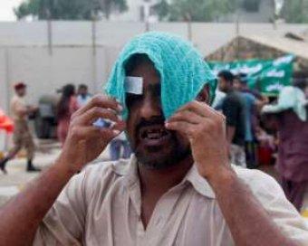 Температура на юге Ирана достигла рекордных 74 градусов по Цельсию