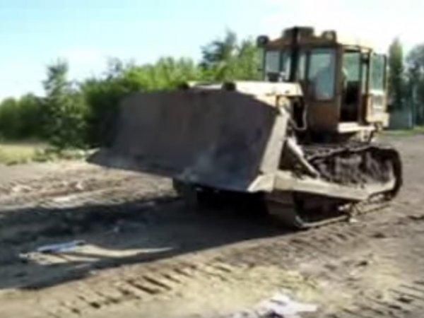 В Татарстане показательно уничтожили трех санкционных гусей