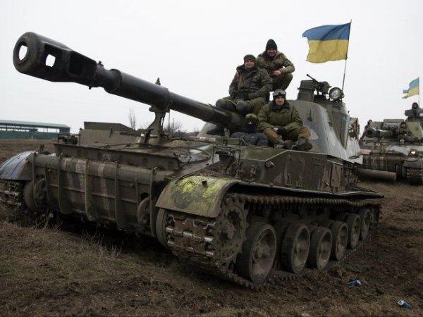 Новости Новороссии и ДНР на сегодня, 17 августа 2015: Украина стянула к границам ДНР 435 танков и 830 пушек