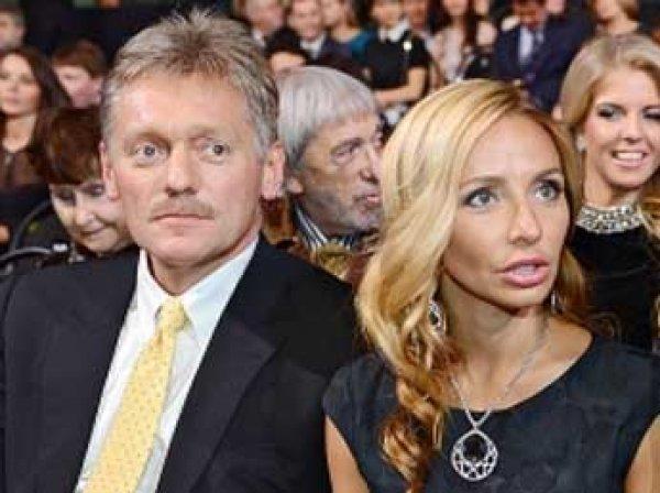 Татьяна Навка и Дмитрий Песков с детьми провели майские праздники в Барселоне