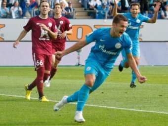 «Рубин» – «Штурм» Обзор матча – 1:1 - Чемпионат