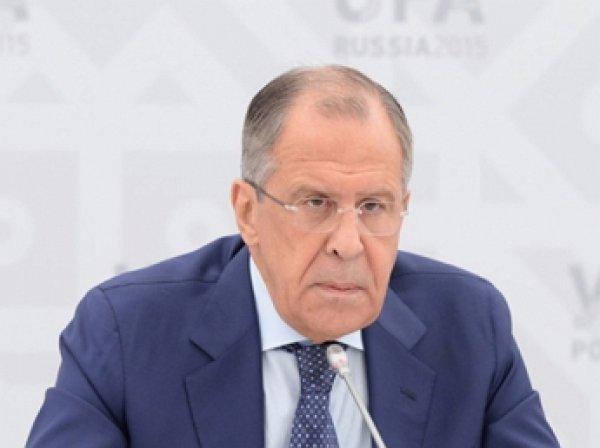 Лавров огласил условия встречи Путина с Обамой