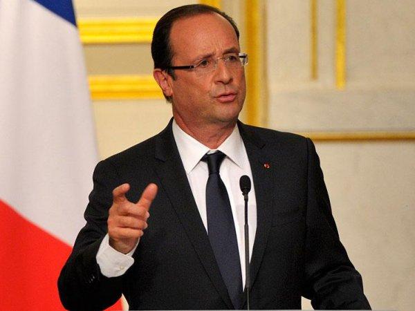 Олланд назвал условие отмены санкций против России
