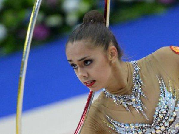 На ЧМ по художественной гимнастике дважды перепутали гимн России