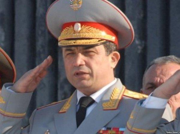 СМИ: в Таджикистане убит экс-замминистра обороны, мятежный генерал Назарзода