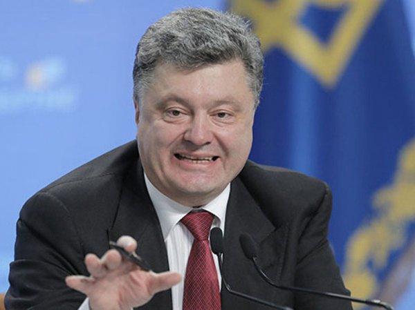 Порошенко назвал истинную цель блокады Крыма со стороны Украины