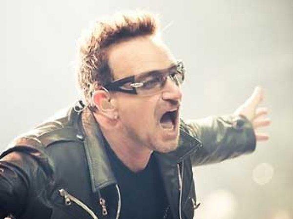 Facebook сделал солиста U2 самым богатым музыкантом в мире