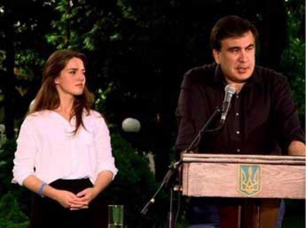 На украинском ТВ рассказали о гареме Саакашвили в Одессе