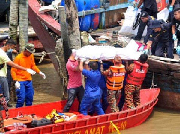 У берегов Малайзии затонуло судно с мигрантами: около 50 погибших