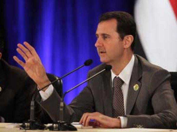 Глава Сирии Асад рассказал о планах Запада сместить его и Путина