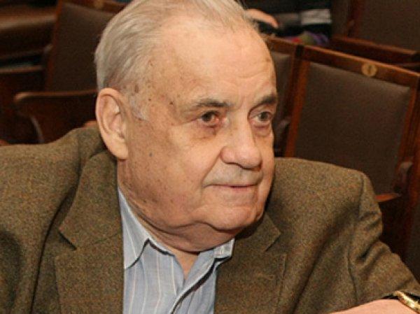 СМИ сообщили об экстренной госпитализации режиссёра Эльдара Рязанова