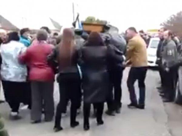 Вадим Костенко, погибший в Сирии, похоронен на Кубани (фото, видео)
