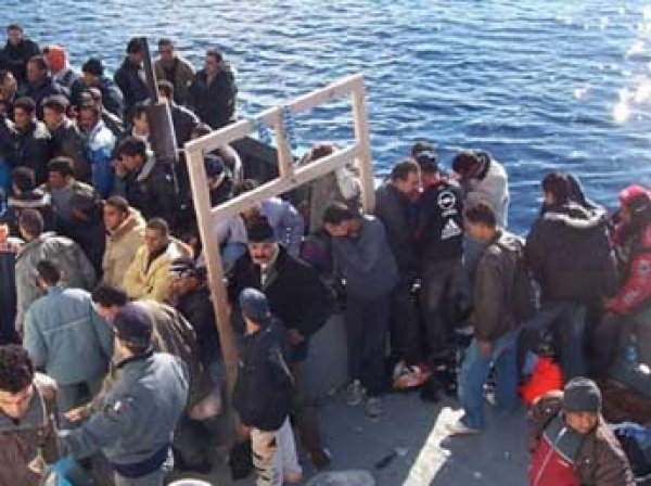 Две лодки с мигрантами перевернулись у берегов Греции: 21 погибший
