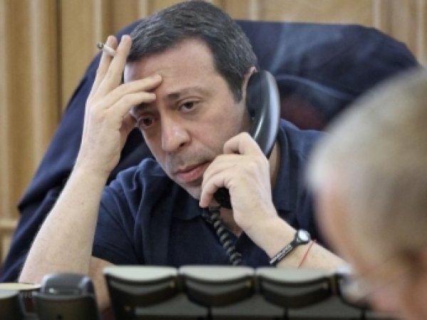 """Задержан лидер партии """"УКРОП"""" Геннадий Корбан: в офисах организации проводятся обыски"""